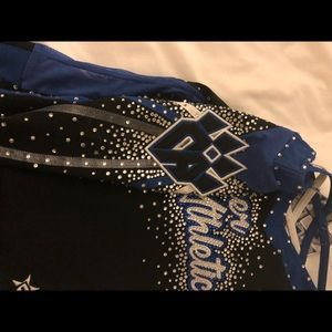 Other - Cheer Atheltics YL competition uniform with bow